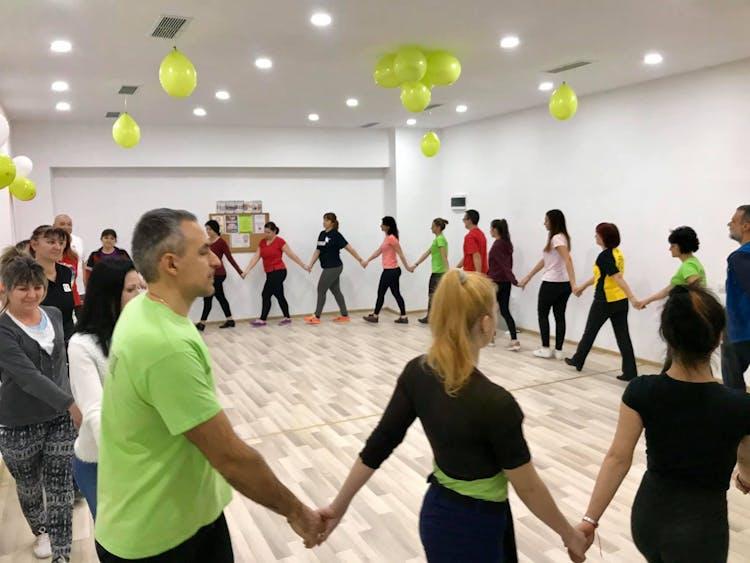 Фолклорен танцов клуб Родолюбец