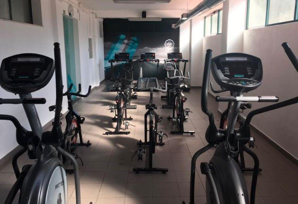 Ginásio HUC - Health University Center