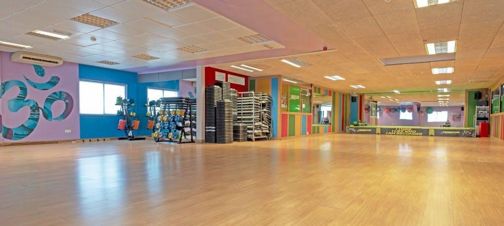 Bierzo Fitness Center