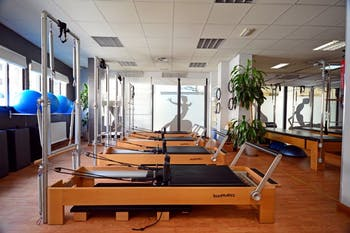 Studio Pilates Majadahonda - Maquinas