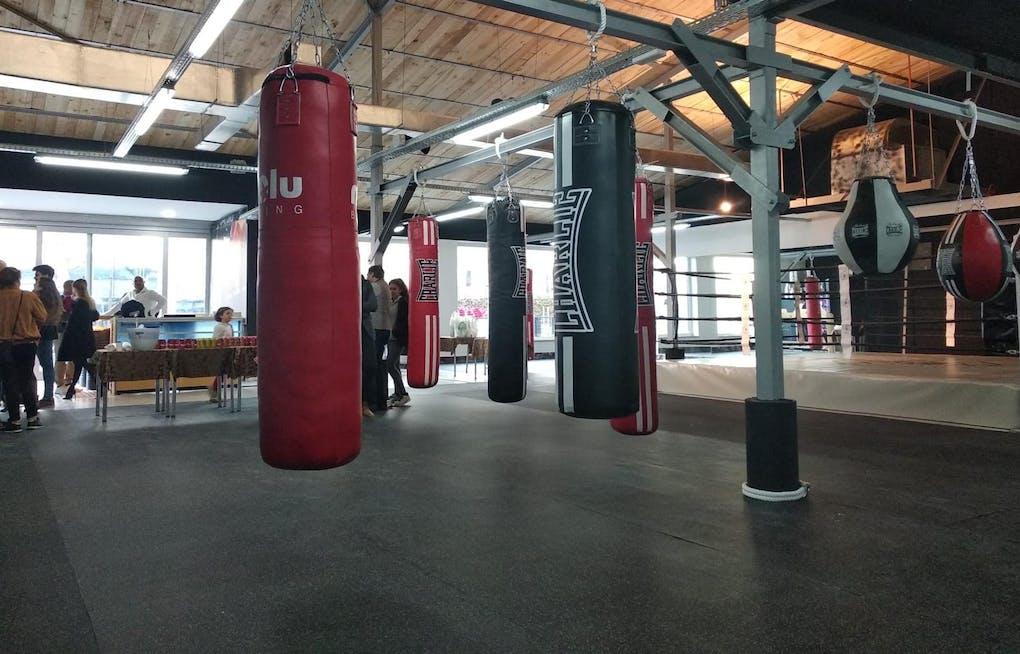 Chico Guapo Boxing Club