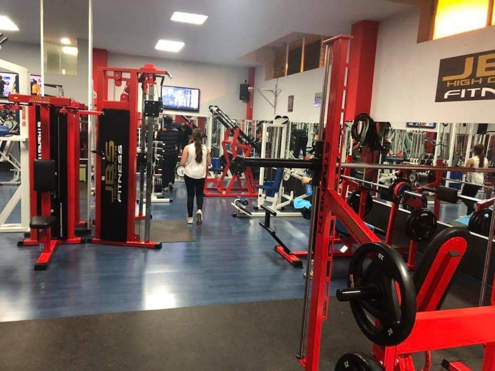Gimnasio Body Fitness Cuatrovientos