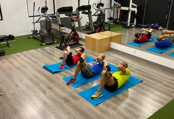 Body Up! Clases colectivas