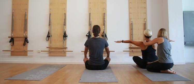 Colectivo espacio de entrenamiento y Pilates