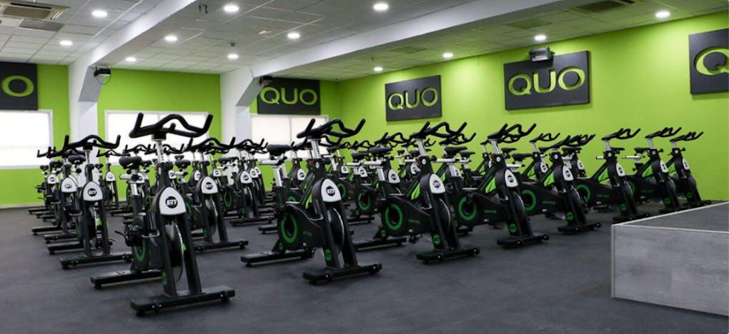 QUO Fitness Murcia Centro
