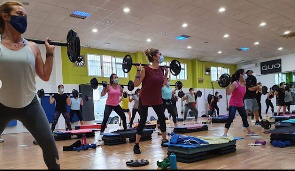 QUO Fitness Murcia Sur