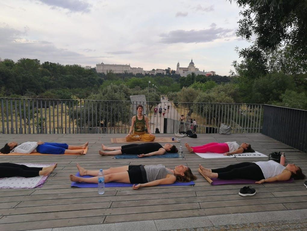 Transevolución - Meditación activa
