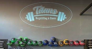 Titans Box