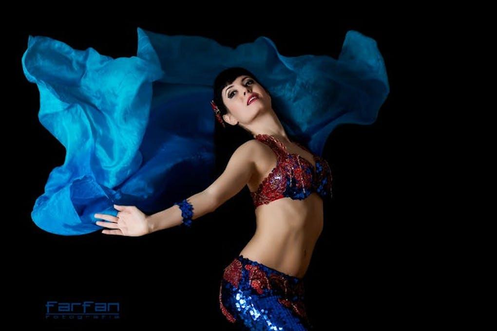 Danza Oriental Cristina Gadea