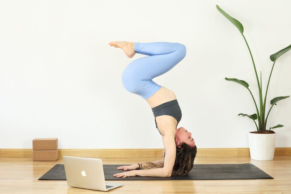 Living la vida yoga by Irene Alda