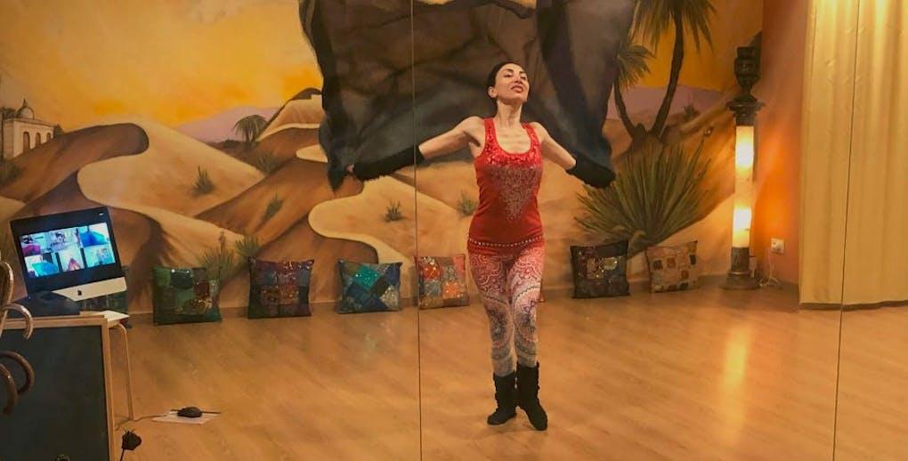 Danza oriental Alina Babayan