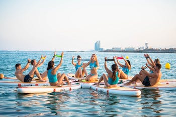 MarFit SUP Fitness