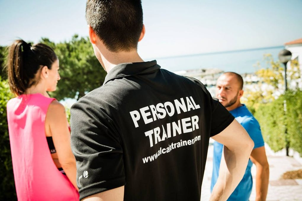 Entrenamiento personal con Alcalo trainer