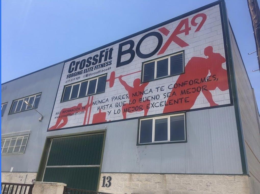 Crossfit box49 - Juan de Austria