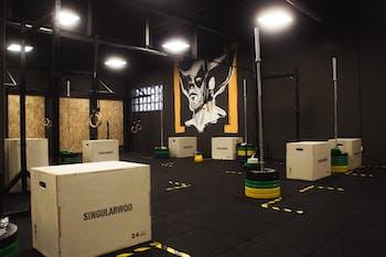 CrossFit Pontevedra Box 004 Centro