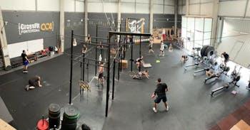 CrossFit Pontevedra Box 004