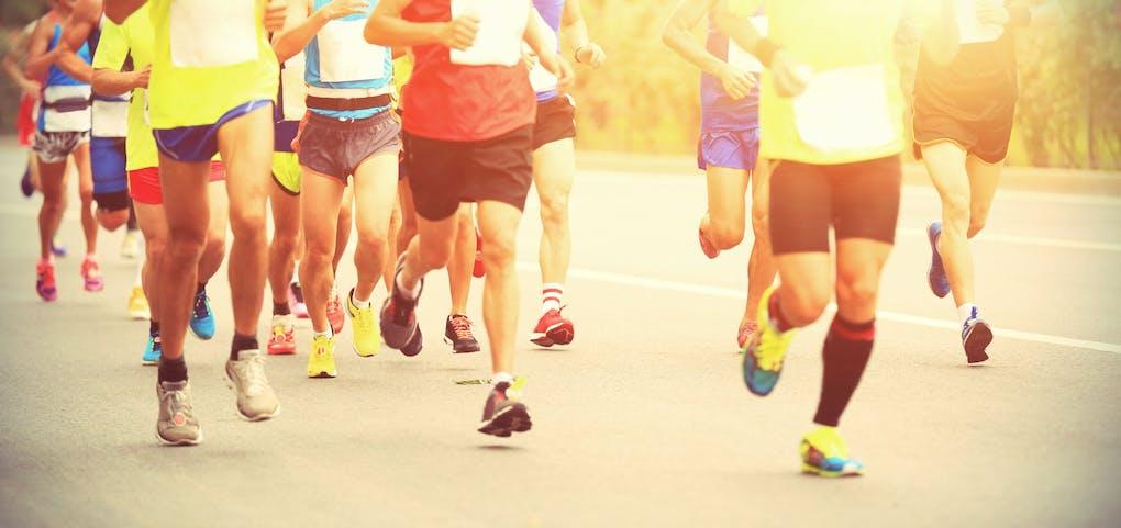 Active winners Running