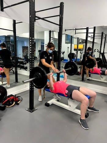Centro entrenamiento personal JK