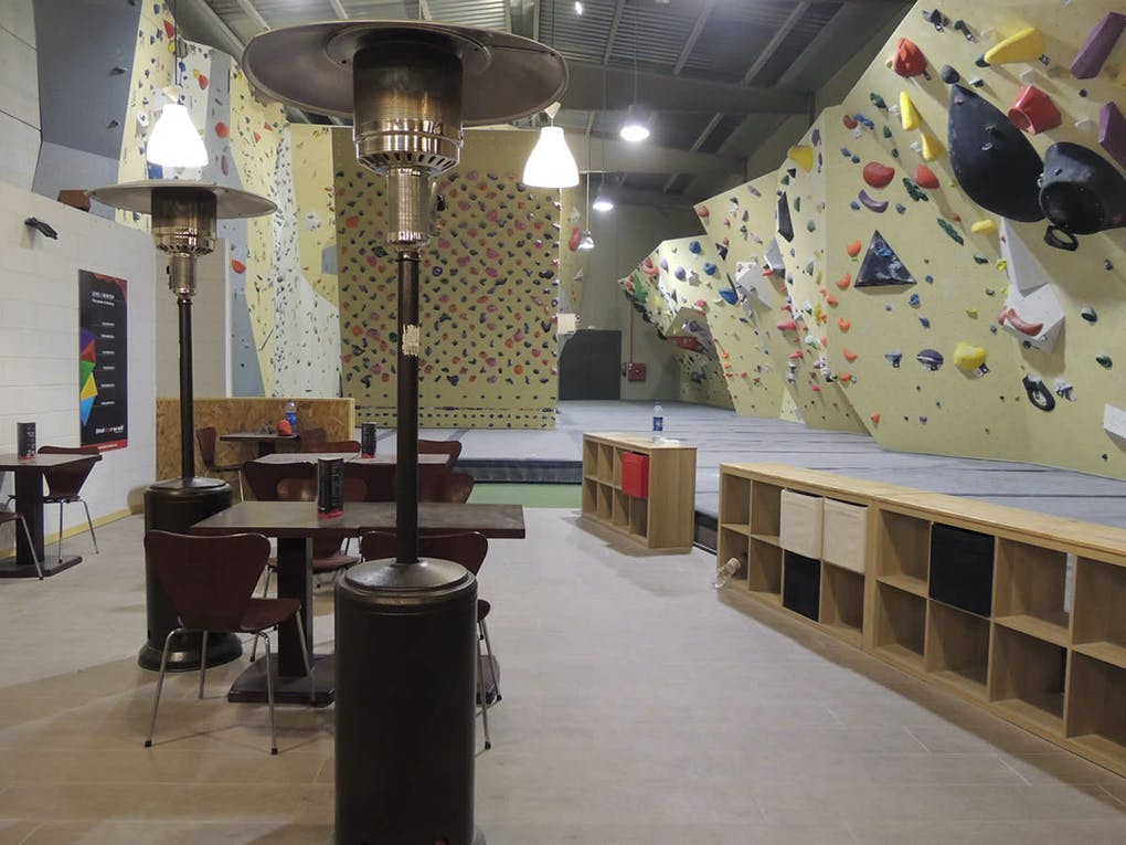 Indoorwall Vic