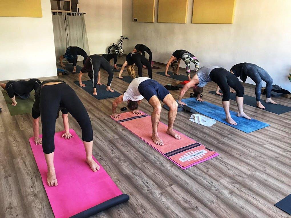 Soma Yoga Barcelona.