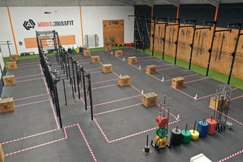 Mibox Crossfit
