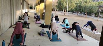 Yoga By Nature - Parc Central del Poblenou