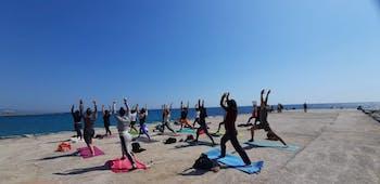 Yoga By Nature - Espigó del bogatell