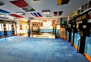 Club Boxeo Sugar Romero