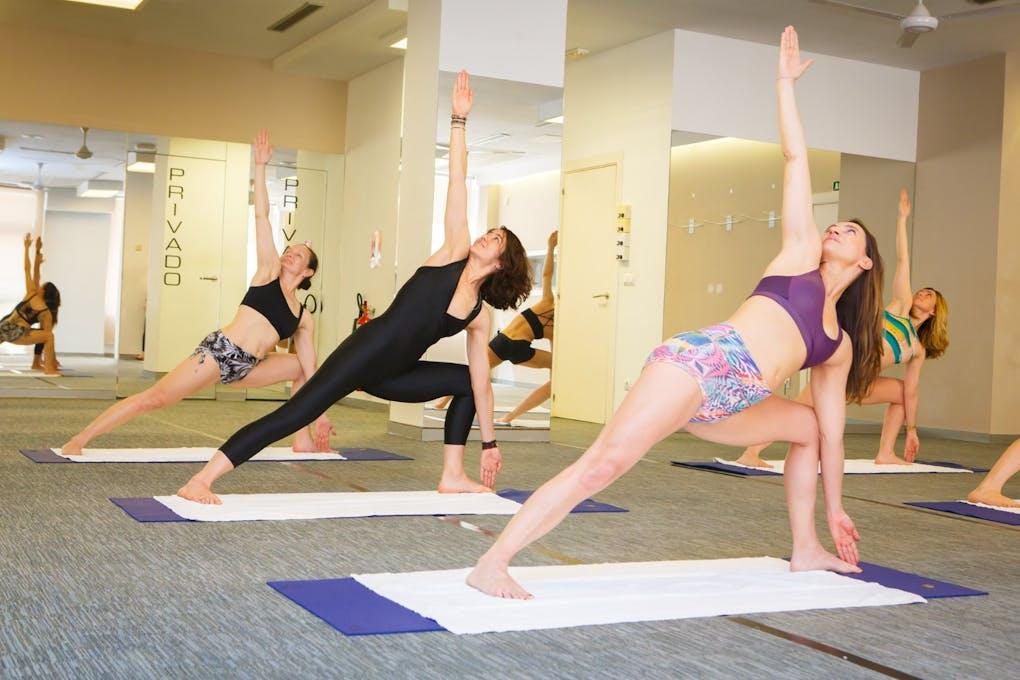 Bikram Yoga Castellana