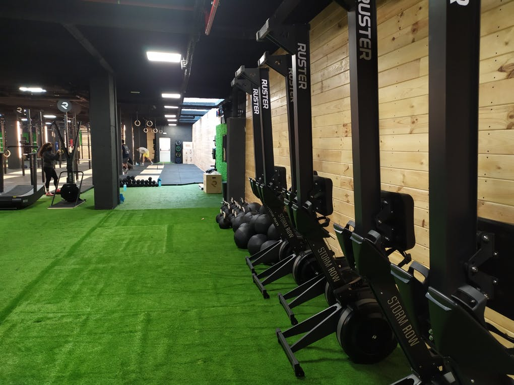 Wezone Crossfit Pacífico