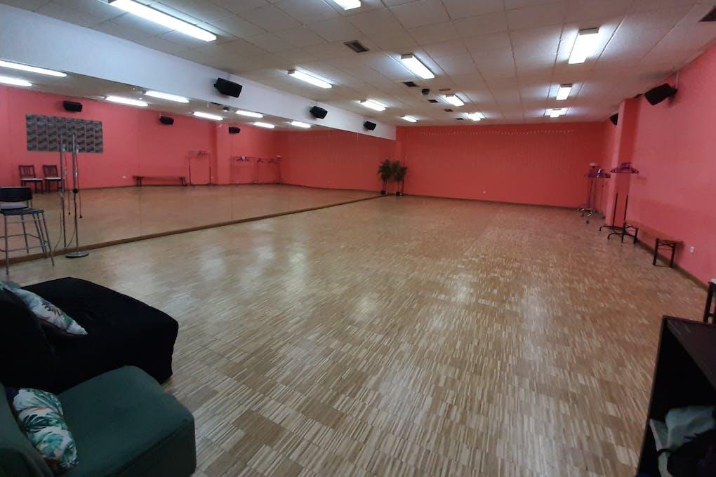Escuela de baile de salón Jose Ignacio