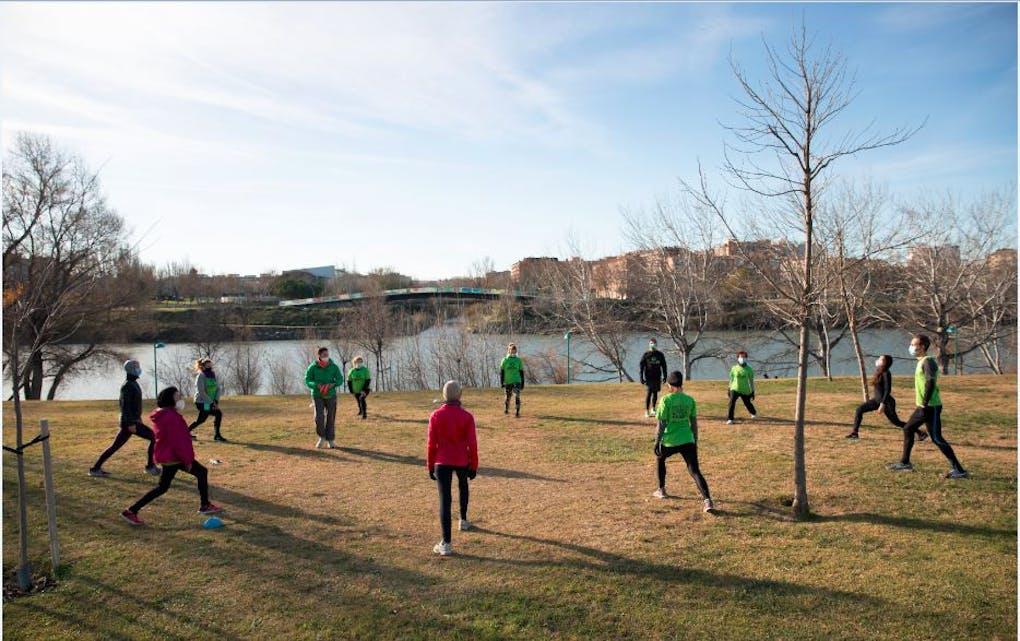 NaturFit  -  Parque de La Ribera