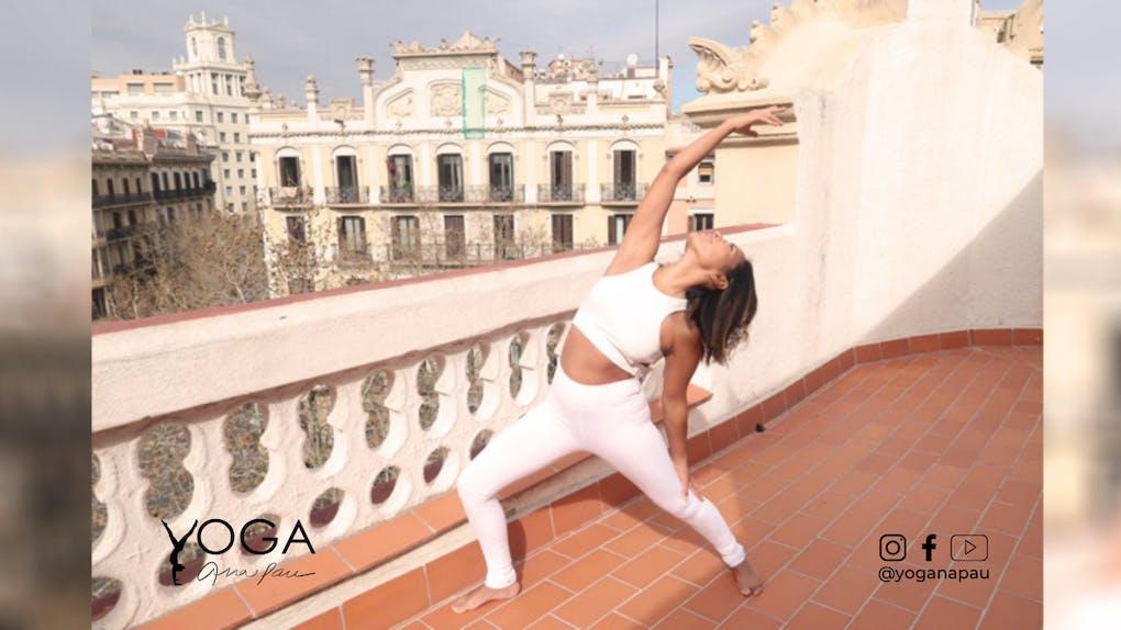 Yoga con Ana Pau