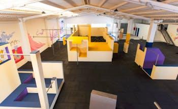 La Nave Parkour Academy