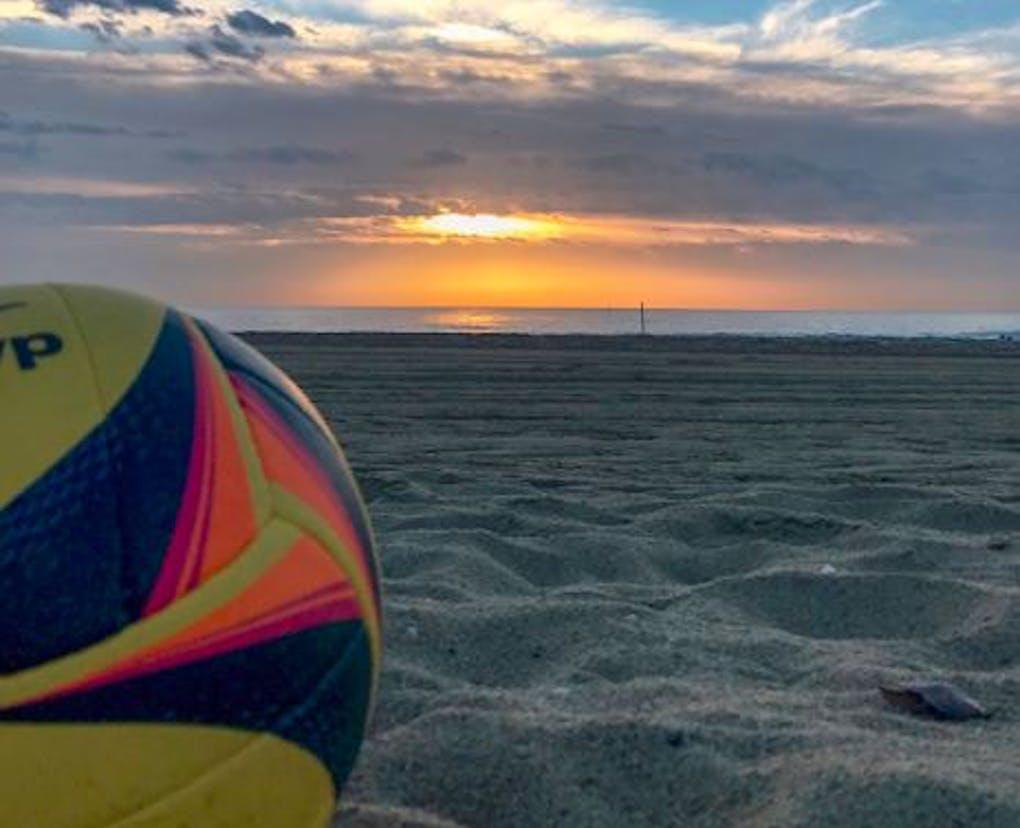 Multiverse beach volley