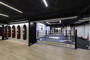 Ángel Moreno Boxing Gym