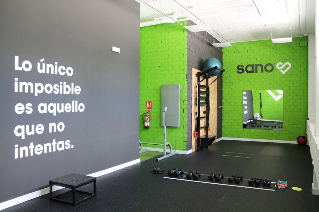 Sano Sevilla los Bermejales