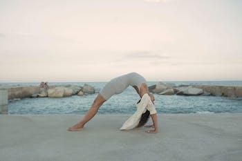 Nina Yoga Espigó del Gas
