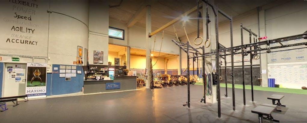 Airbox Human Performance Center