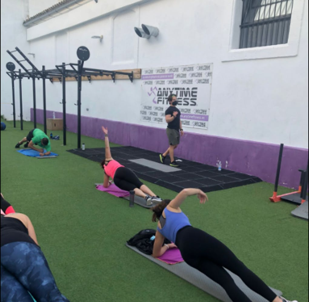 Anytime Fitness Jerez