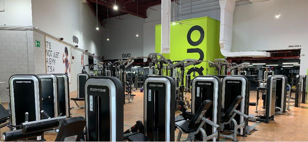 QUO Fitness Rivas