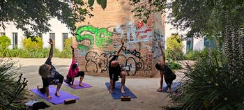 Yoga By Nature - Museo Can Framis