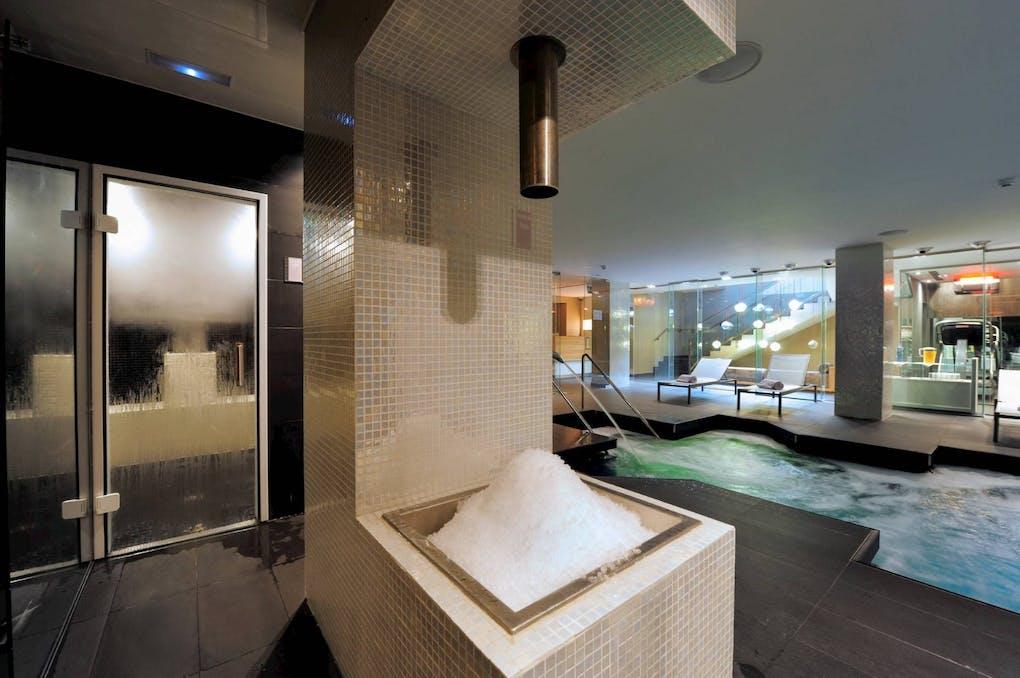 Serena Spa en Hotel Grums