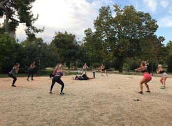 Fitness Dance Mode Outdoor Ciutadella