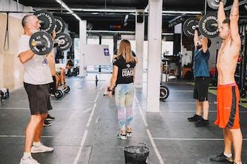 CrossFit 77 Feet Lloret