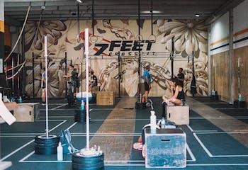 CrossFit 77 Feet Blanes