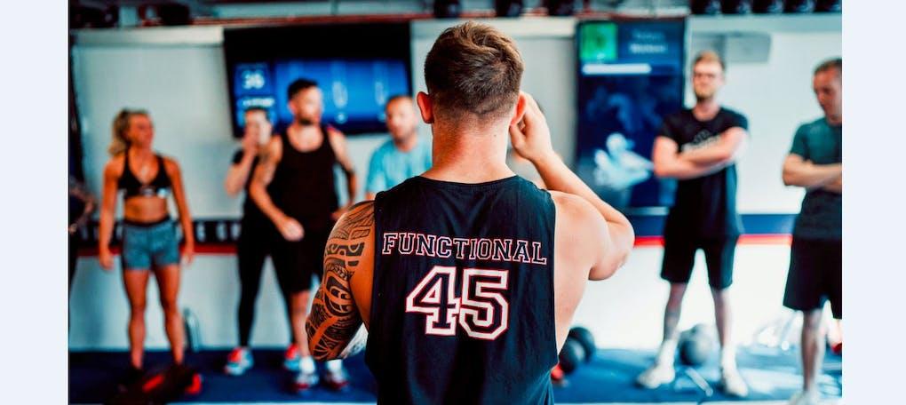 F45 Training - Azca