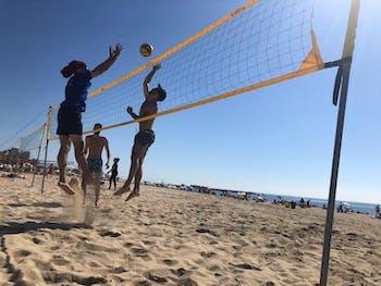 Multiverse beach volley La Mar Bella