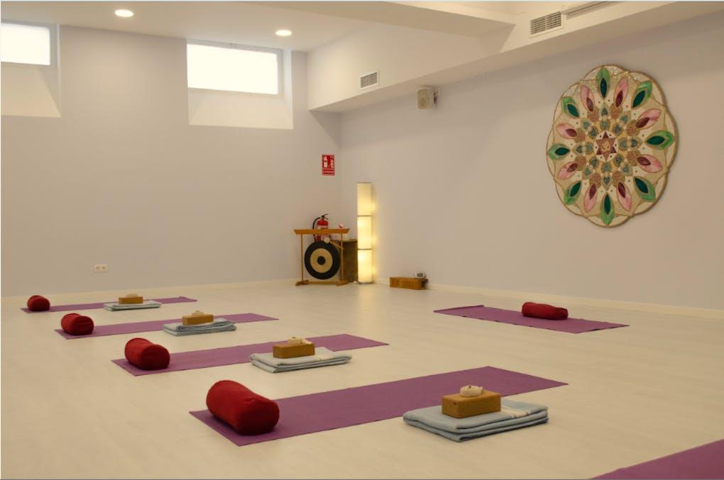 Escuela internacional de yoga