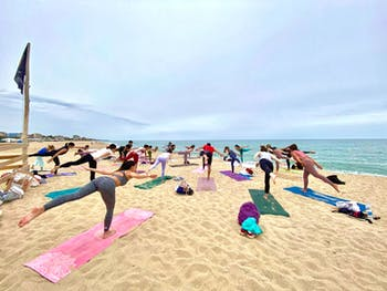 Laura Lakshmi Yoga - Premià de Mar